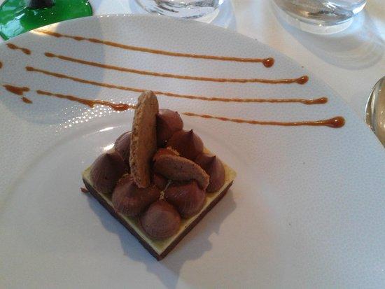 Auberge de La Selune: dessert délicieux