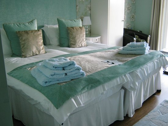 Aspen Lodge Bed & Breakfast: Duart bedroom.