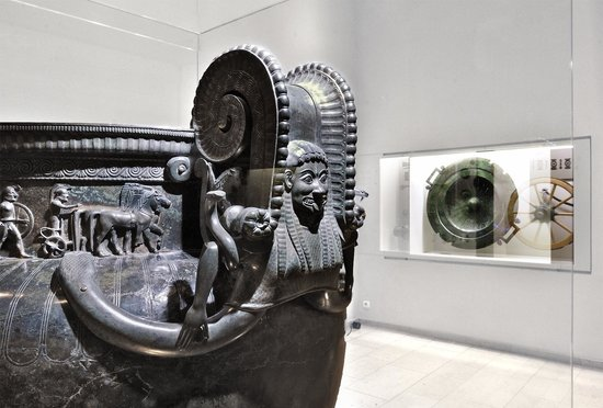 Tresor de Vix - Musee du Pays Chatillonnais
