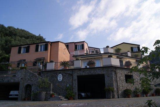 Hotel Al Terra di Mare: Vooraanzicht