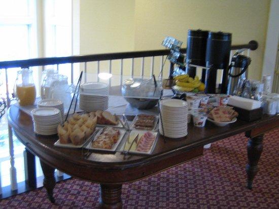The Daniel: breakfast