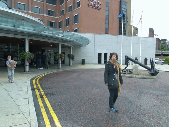 Crowne Plaza  Liverpool City Centre: Viagem a Liverpool