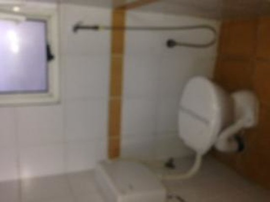 Grand Bee Hotel : BATHROOM