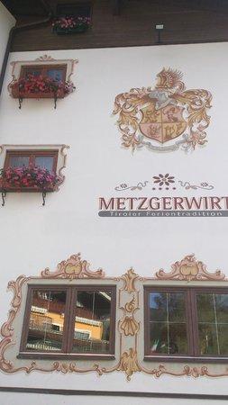 Hotel Metzgerwirt: Outside
