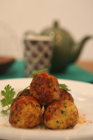 Beef meatballs - Picture of The Meatball Cookery, Ho Chi Minh City ...