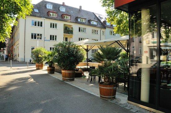 Designhotel am Stadtgarten: Giardino