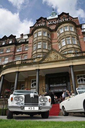 The Majestic Hotel, Harrogate