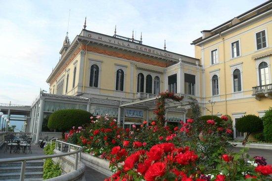 Grand Hotel Villa Serbelloni: Outside look