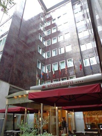 Windsor Hotel Milano: hotel