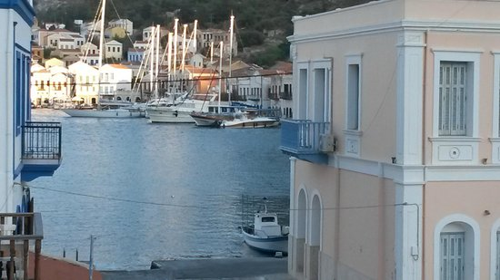 Poseidon Hotels: Odadan