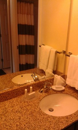 Residence Inn by Marriott Boston Woburn: bagno