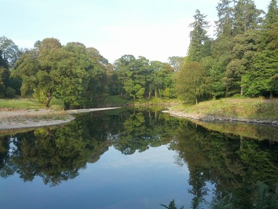 Friars Carse Country House Hotel: Bend in the river Nith