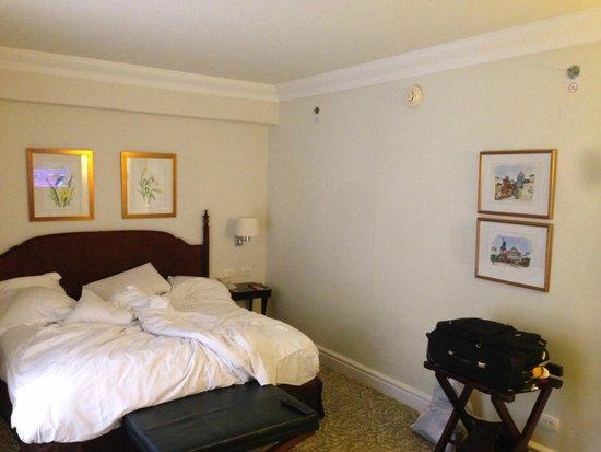 JW Marriott Hotel Rio de Janeiro: Bed