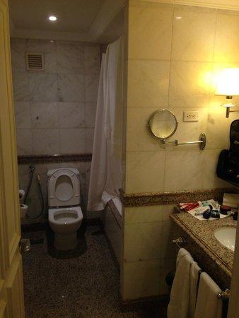 JW Marriott Hotel Rio de Janeiro: Bath