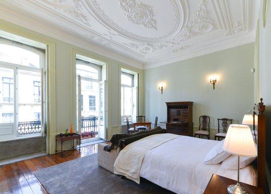 Maison Des Amis Porto Guest House Double Deluxe Room