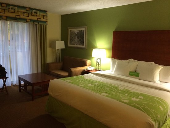 La Quinta Inn & Suites Valdosta / Moody AFB: From inside the room