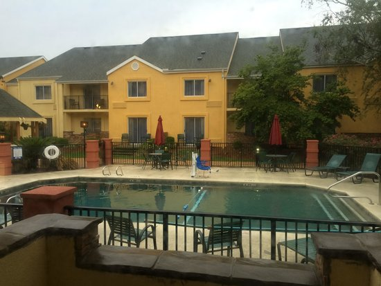 La Quinta Inn & Suites Valdosta / Moody AFB: From inside the room