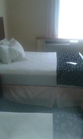 Best Western Plus Brunswick Bath : letto