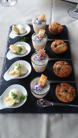 Le Pré Gourmand : Amuse Bouche ;-)