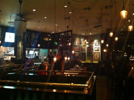Dishoom Covent Garden : Ground floor restaurant