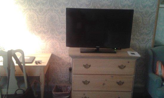 Farmington Inn: tv