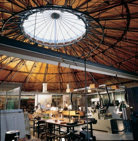 David Mellor Visitor Centre: David Mellor Cutlery Factory