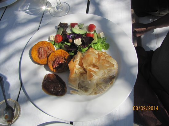 Papkuilsfontein Guest Farm: a wonderful meal in the middle of the Karoo