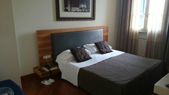 Hotel Embassy : Habitación