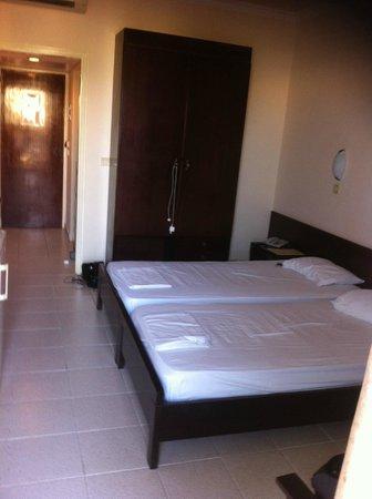 Constantin Hotel : Værelset