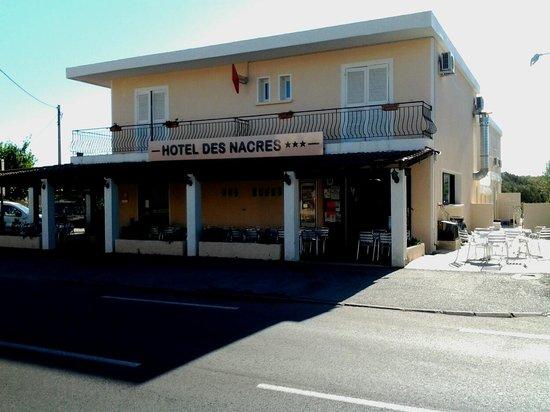 Hotel Des Nacres : esterno