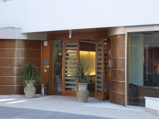 Hotel & Residence Il Teatro: вход