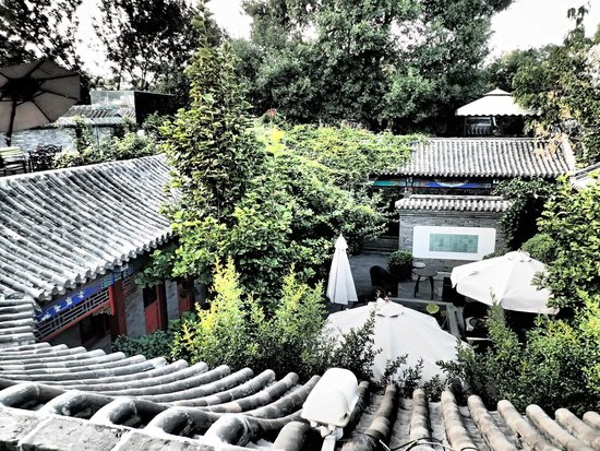 Hotel Cote Cour Beijing: Courtyard