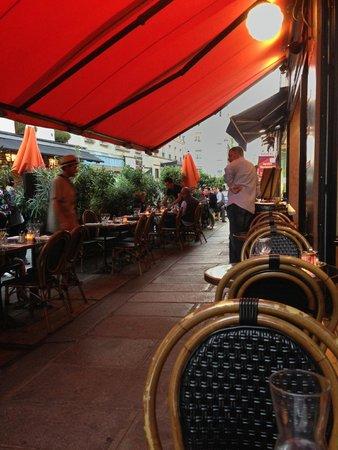 Les Saint Peres Restaurant Tripadvisor