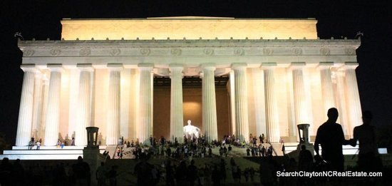 Bike and Roll DC: Monuments at Nite