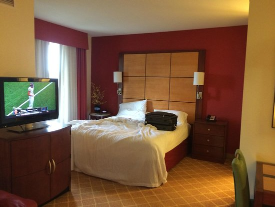 Residence Inn Chicago Lake Forest/Mettawa: bedroom