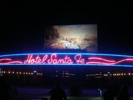 Disney's Hotel Santa Fe: entrata