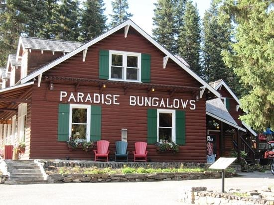 Paradise Lodge & Bungalows : Office