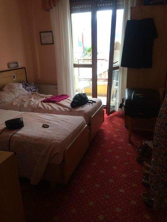 Hotel Cristallo: Twin room