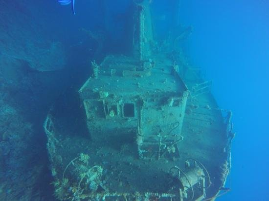 Dive Aqaba: Wreck of the Cedar Pride