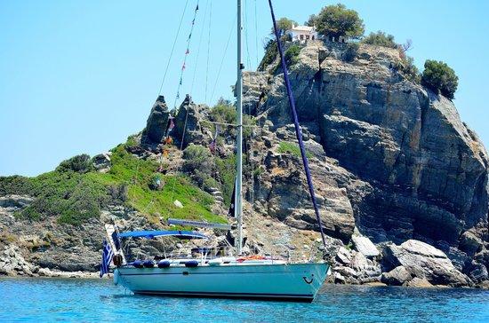 Aeolus Sailing Yacht