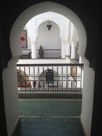 Riad Ka : interior design of the Riad