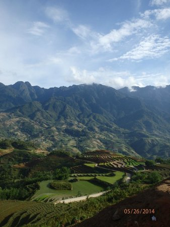 Zoom Zoom Let's Go to the Countryside - Day Tours: sapa
