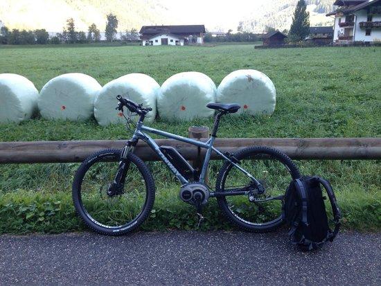 Hotel Drumlerhof: Bici elettrica