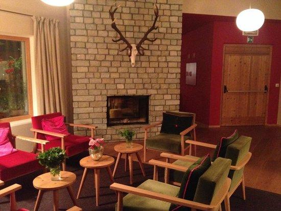 Hotel Drumlerhof: Hall