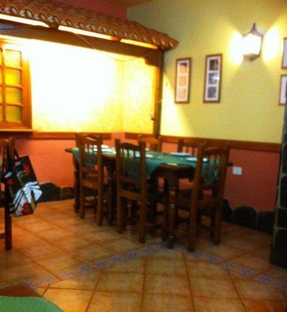 Carte picture of restaurante la casa de mi abuela san - Restaurante mi casa ...