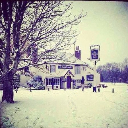 The George on The Green: Snowbound