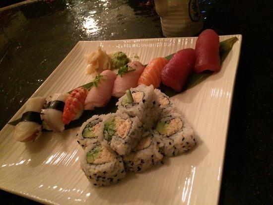 Sushi Guru : Guru platter