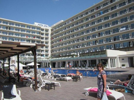 Java Hotel : Hotel plus zwembad