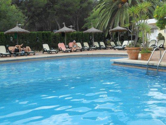 Hotel Bahia: piscine