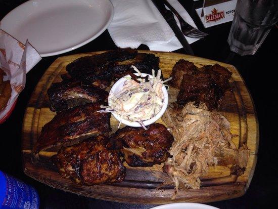 Bodean's BBQ - Soho: Top nosh